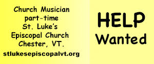 Church Musician Wanted