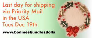 Last Day For Shipping Via Priority Mail