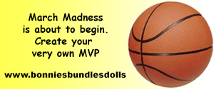 March Madness Is About To Begin. Create Your Very Own MVP.