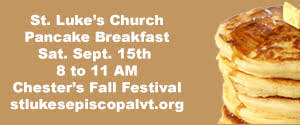St. Luke's Church Pancake Breakfast