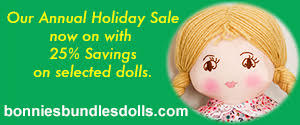 Bonnie's Bundles Annual Holiday Sale