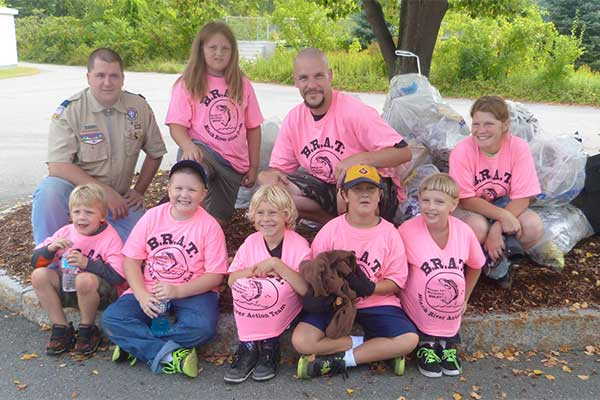 RiverSweep Volunteers Rock the Black River