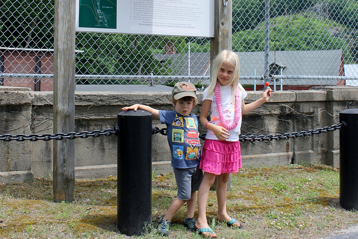 Great River Hydro Bellows Falls Visitor Center Opens Memorial Weekend Summer-Long Programs Hosted by The Nature Museum