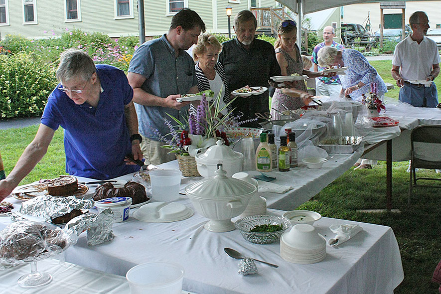 You Are Invited To St. Luke's 79th Annual August Supper