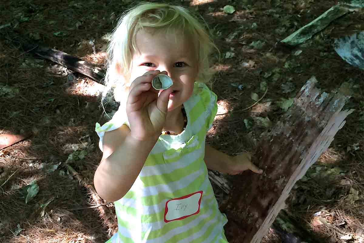 The Nature Museum Invites Preschoolers to join The Mighty Acorns Club