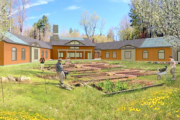 Inner Fire Receives Act 250 Approval for Construction of a 12-bed Therapeutic and Community Residence in Brookline, VT