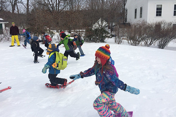 February Winter Vacation Nature Programs for Kids at The Nature Museum at Grafton