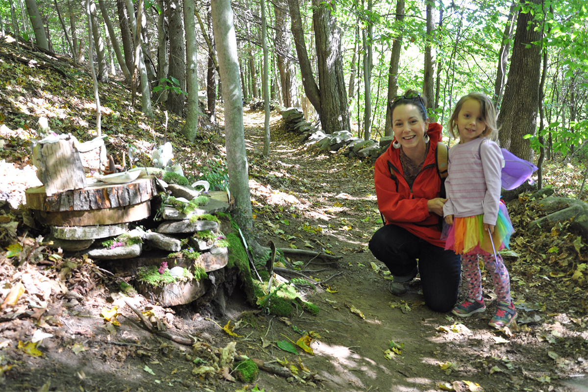 Find Inspiration And Fun At The Fairy House Festival In Grafton: 10th Annual Fairy House Festival Celebrates Nature and Creativity