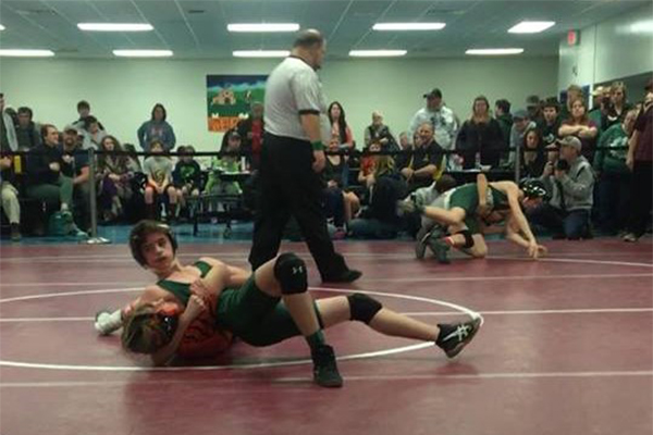 Springfield's Wrestlers Making Waves