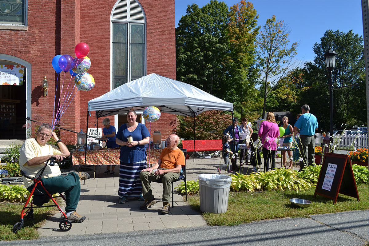 45th Annual Chester Fall Craft Festival Sept. 21-22, 2019