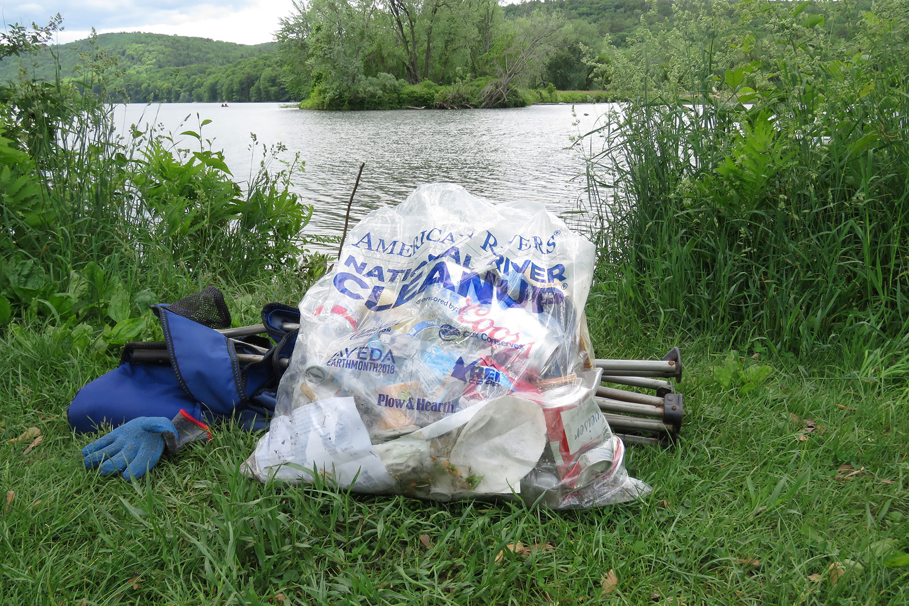 Help The Black River At The 21st Annual RiverSweep